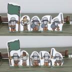 EoS Compatible Paper Miniatures