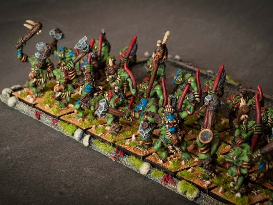Feral Orcs with bows