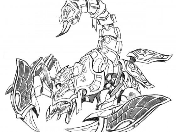 TMS - Sand Scorpion