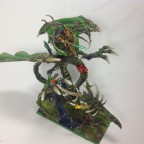 Forest Prince on Dragon - The King of Blades!