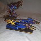Blazing chariot