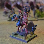 Wild Hunter on great elk / Druid on unicorn