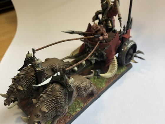 Razortusk Chariot 2