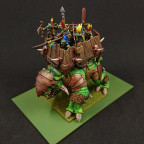 "Shieldwolf Miniatures ""Gargantula"" Brutgoth"