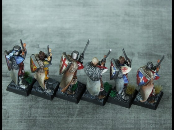 Knights Forlorn Painted