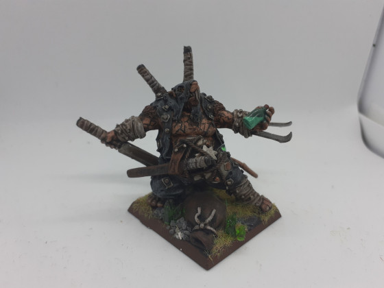 Tyrant  on Vermin hulk bodyguard