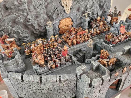 Scibor Dwarf Army