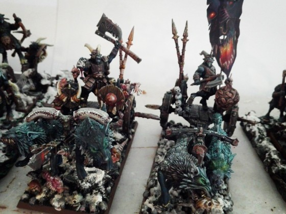 Cry Havoc and Let Slip the Beasts of War: Beastlord + BSB