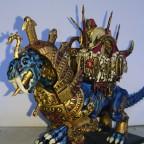 Battle sphinx with mantic crew