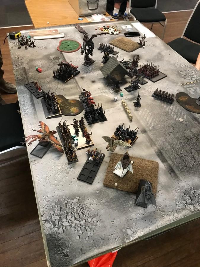 Last Stand 2018 - DE vs HE (HE turn 1)