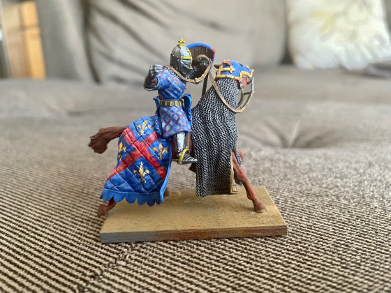 14c Portuguese Knight by Caballero Miniatures