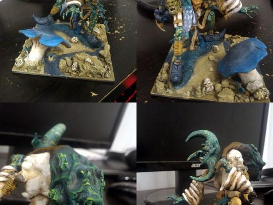 The Boogeymoon - Great Green Idol