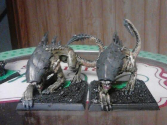 Pestilent Beasts