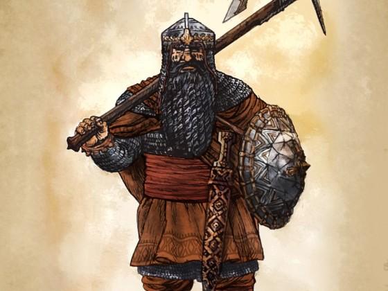 Kegiz Gavem Dwarf by Artigas