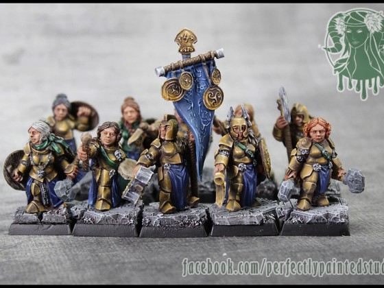 Dwarf Ladies