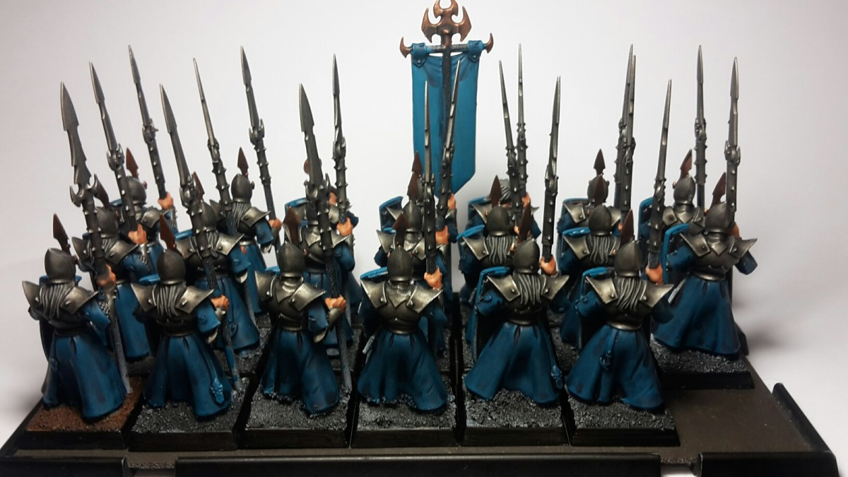 Legionnaires back