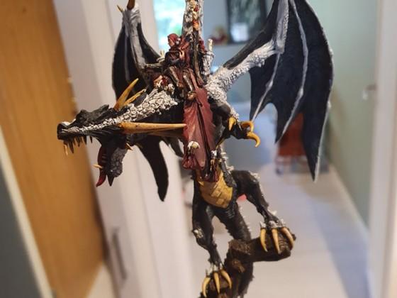 EoS dragon - Ostland color scheme