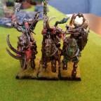 3x1 Warrior Knights