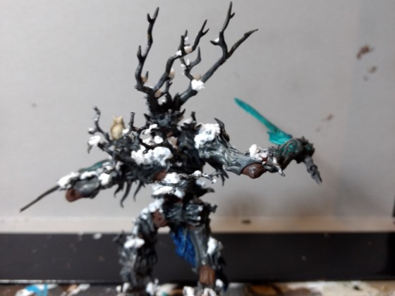 Winter Themed Treefather 3 (WIP)