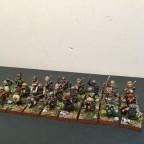 Halfling army swordsmen