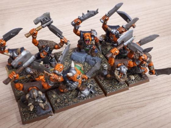 Orcs Oranges