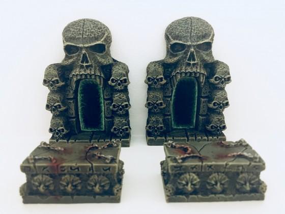 Hellmaws' ominous gateways