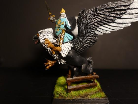 Baron de Celeste - Duke on a Hippogriff