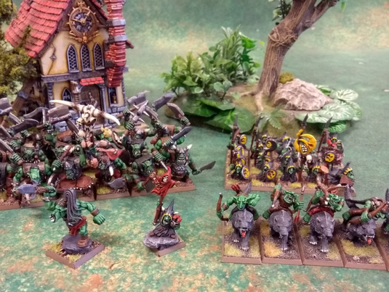 Quick starter army O&G