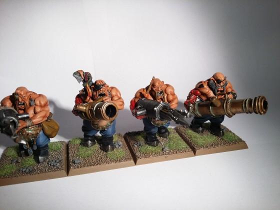 Cannoneers