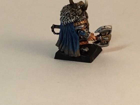 King Krangki Grumbleson