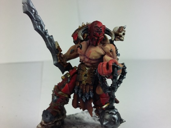 Axel Vicious' Wrath Priest