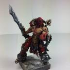 Axel Vicious' Wrath Priest