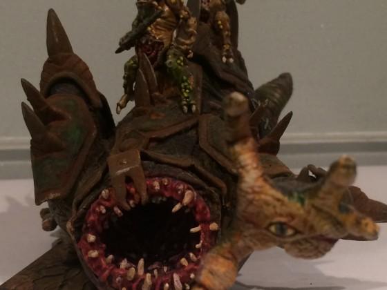 Pest Chariot/Altar of Disease