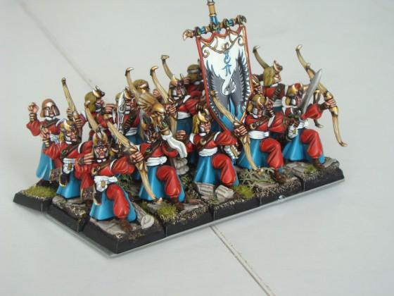 Citizen archers classsiques