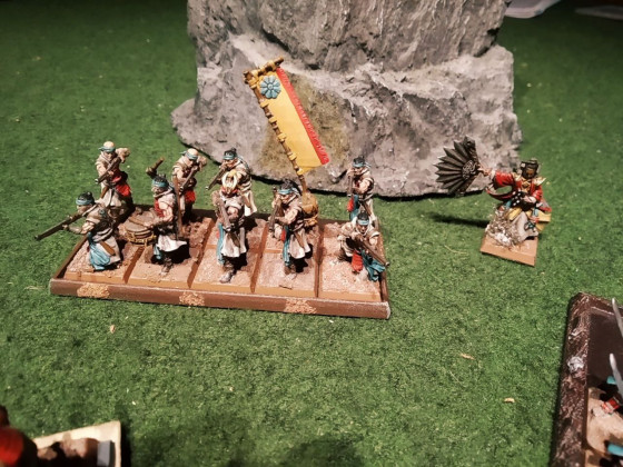 The Cravenlands EoS / Nippon patrol
