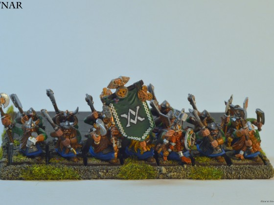 7th edition GW warriors