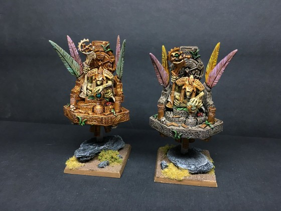 Skink Priest