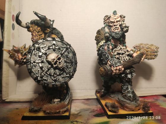 Infernal Dwarves Citizen Giants