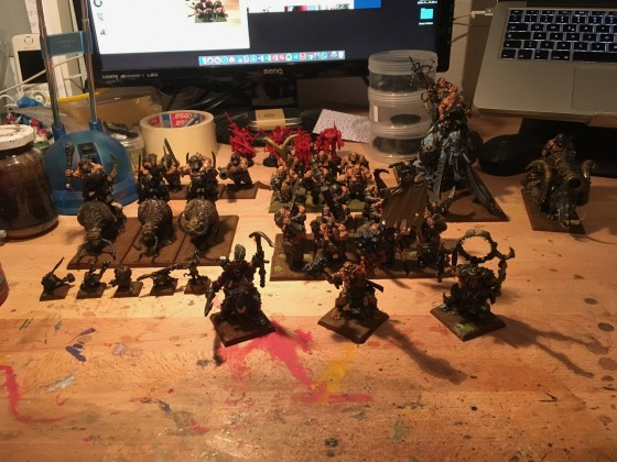 Full Army Overview