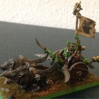 Goblin Wolf Chariot