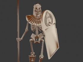 Skeleton champion V2