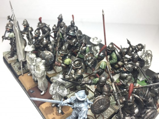 Conquistador Imperial guard WIP