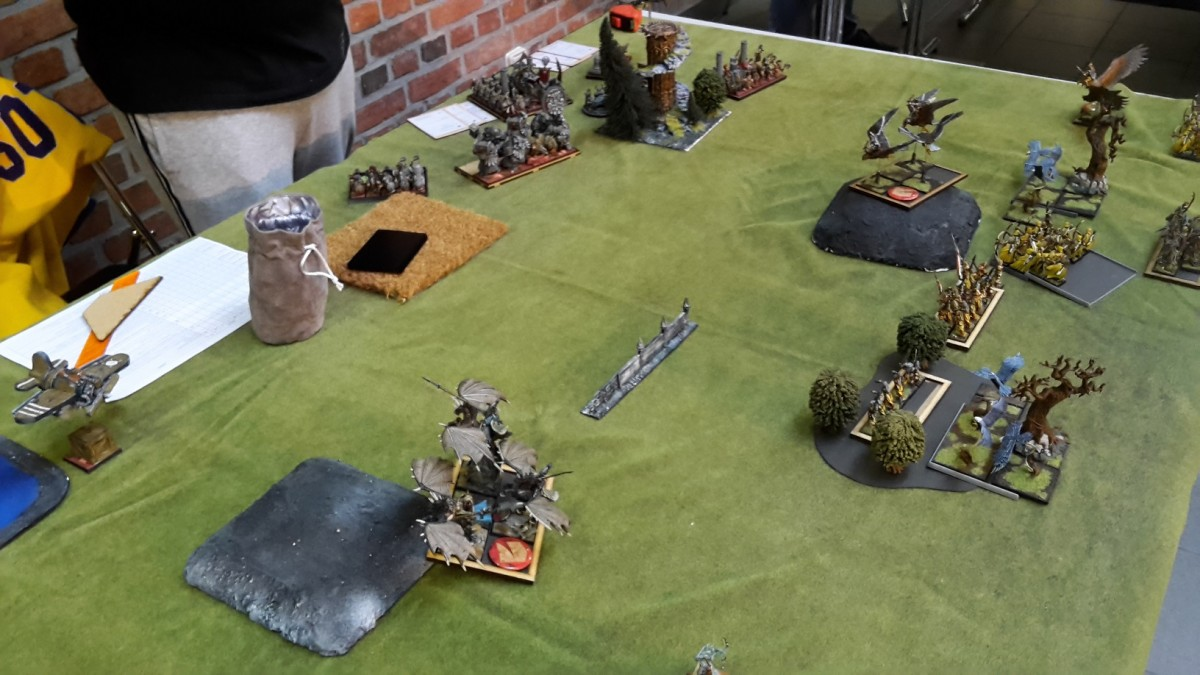 SmithF's 9th Age Battle Reports - Blog - The 9th Age
