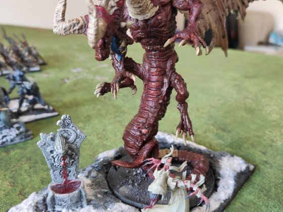 Shrieking Horror / Dragon Zombie