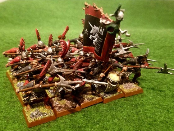 Quickstarter EOS - Heavy Infantry