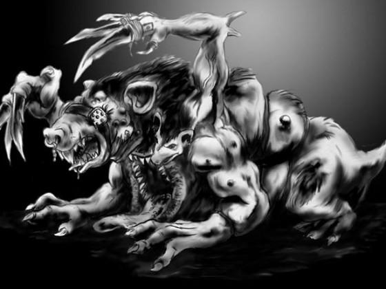 Abomination concept art