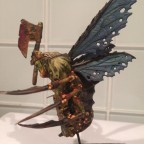 Harbinger on Fly/Daemon Prince