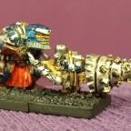Mantic Battle Driller