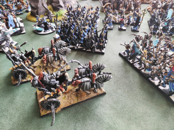 The Chariots counterattack!