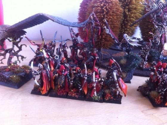 Autumn archers